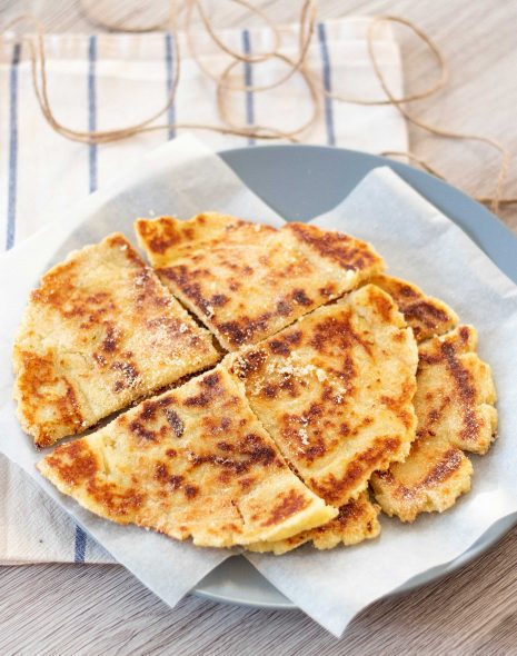 Gluten free potato farls