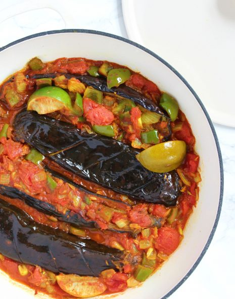 Aubergine Curry Recipe