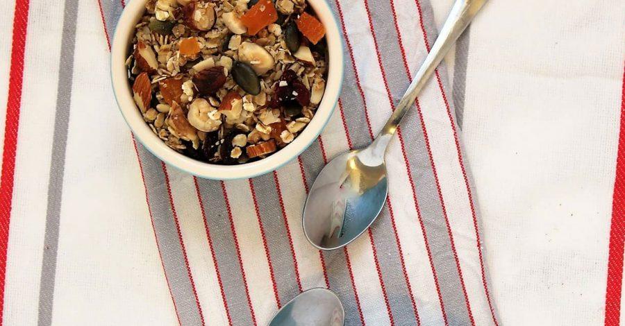 Simple Gluten-Free Granola Recipe