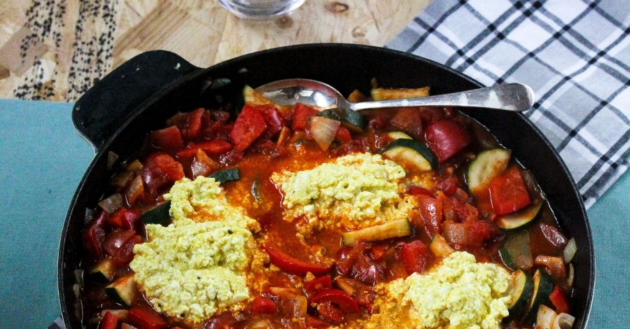 Vegan Shakshuka Recipe