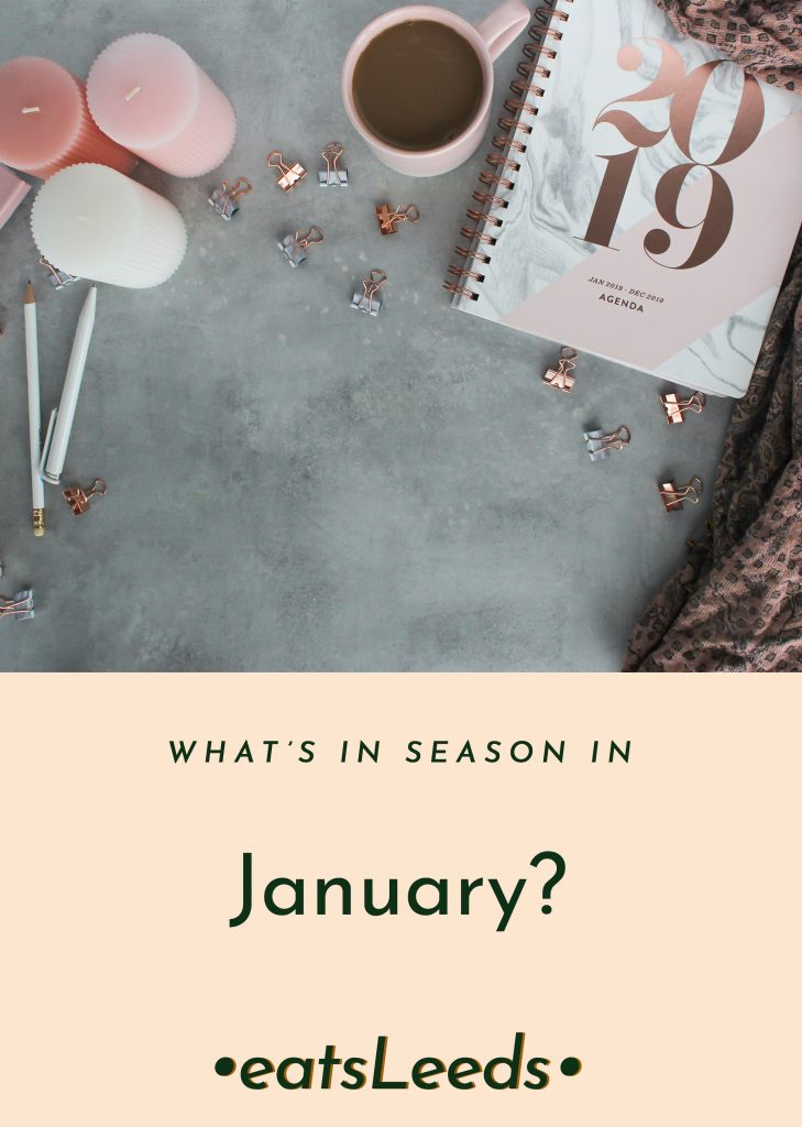 What's in Season in the UK in January?