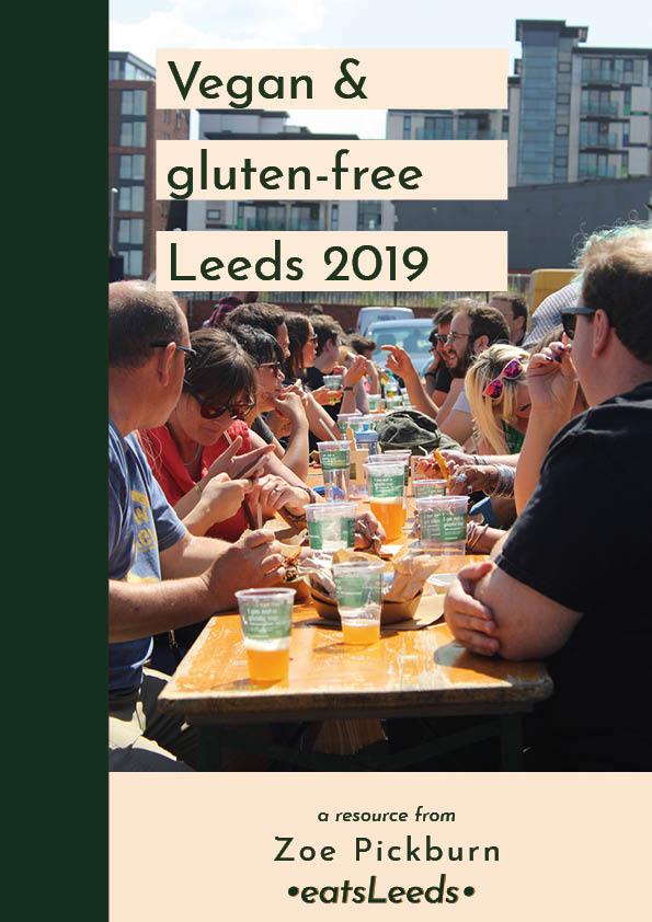Vegan & gluten-free Leeds 2019