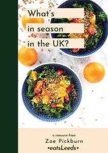 What's in season in the UK?