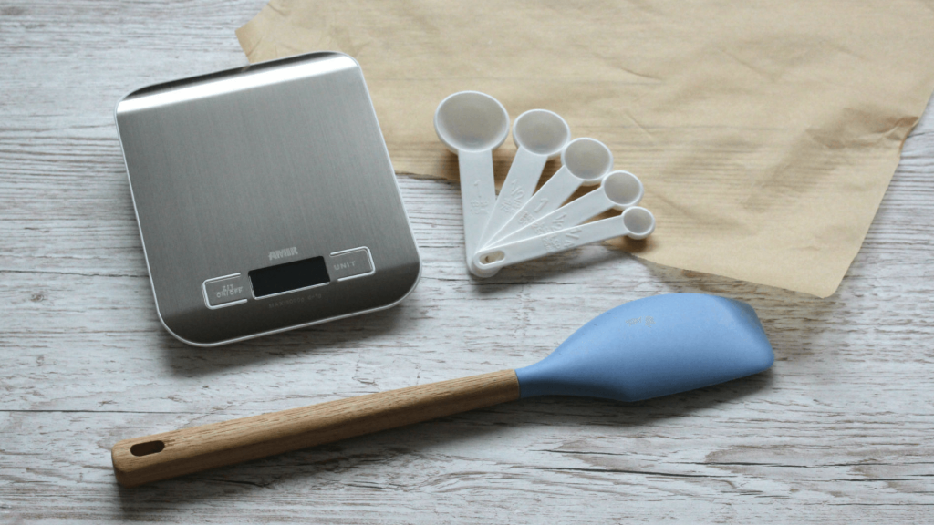 Essentials for cooking in a small kitchen