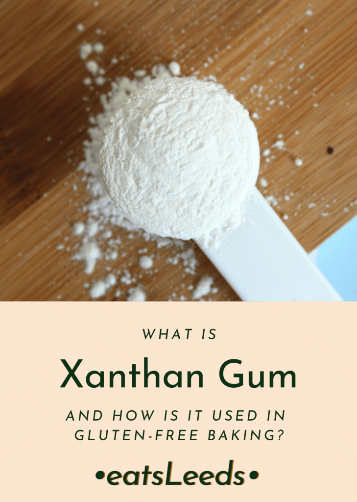 Xanthan gum is the magic ingredient for gluten-free baking